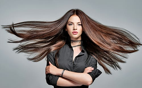 improve the overall health of your hair with a smoothing treatment from eclectic studio
